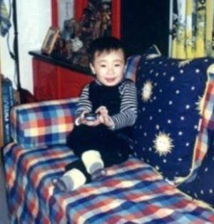 小さい頃のボーヤン