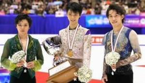 表彰式3人