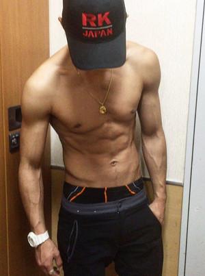 太田光る筋肉2