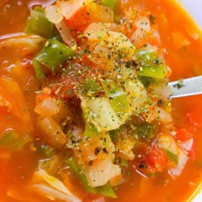 ダイエット デトックス スープ